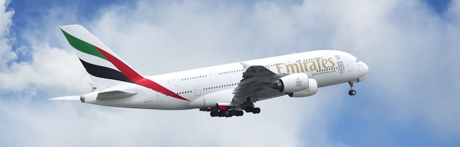 Emirates Airline Sale