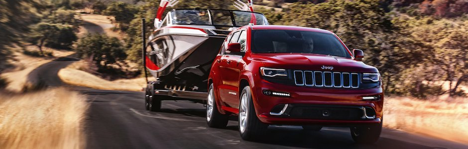 Jeep Grand Cherokee SRT UAE