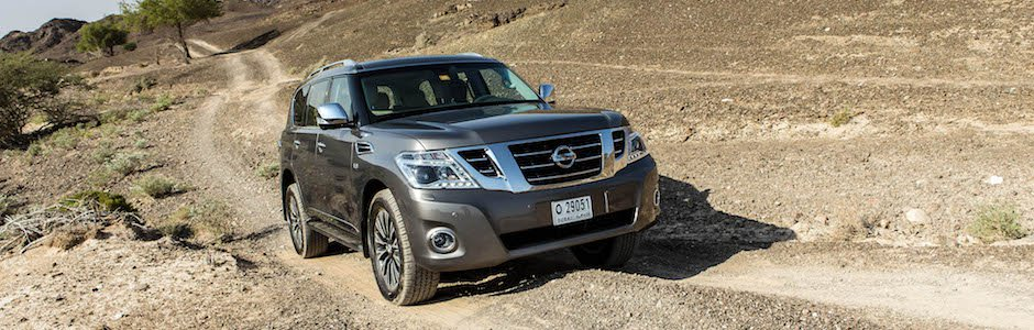 Nissan Patrol UAE review