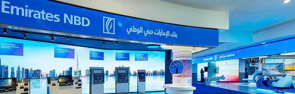 Emirates NBD upgrade