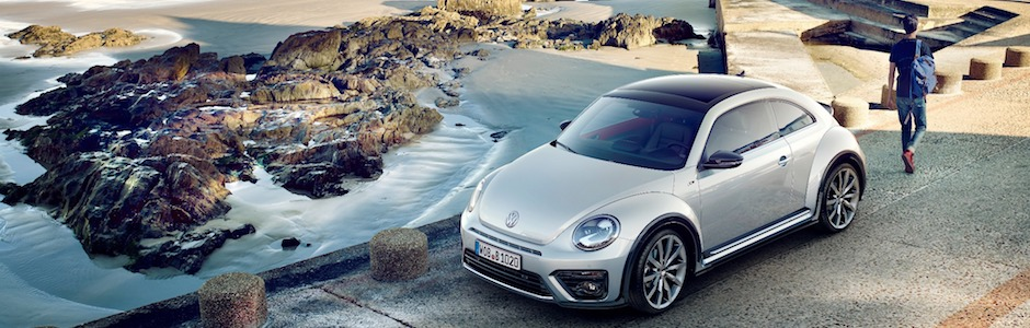 VW Beetle Dubai review