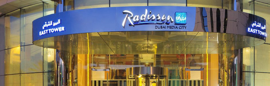 Radisson Blu deal Dubai