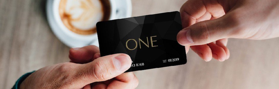 One card Dubai