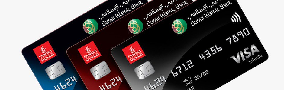 DIB Emirates Skywards Card