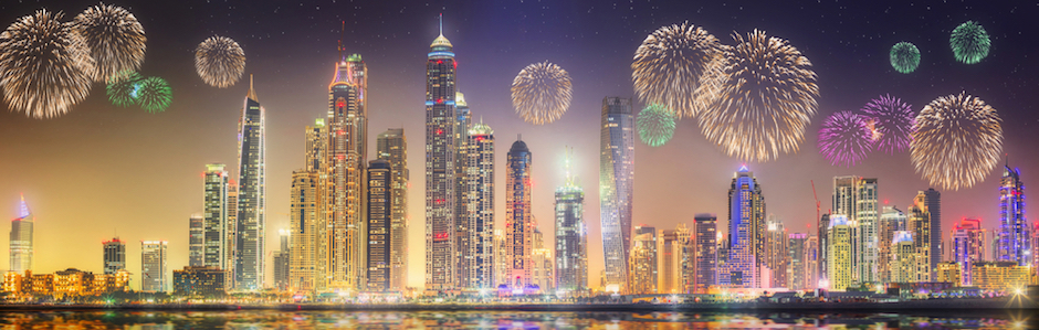 New Year's Eve Dubai