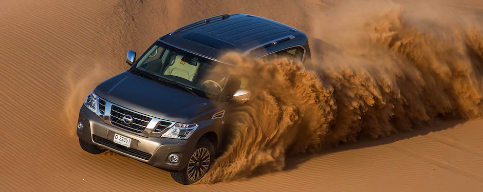Car review: UAE favourite Nissan Patrol tested – Your Money, the