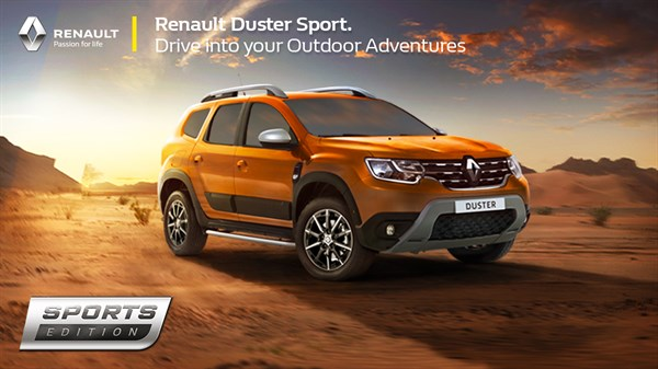 Renault Duster Sports Edition