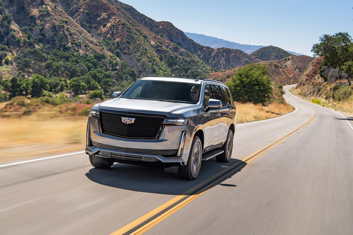 The Iconic 2021 Cadillac Escalade Arrives in the Middle East Setting New Benchmarks for Luxury SUVs